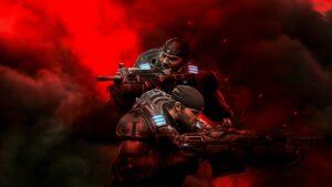 Gears 5 Xbox Series Update Key Visual 1