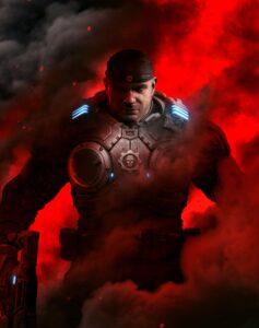 Gears 5 Xbox Series Update Key Visual 2