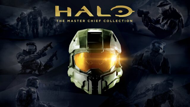 Halo The Master Chief Collection Key Visual