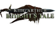 King Arthur Knights Tale Logo