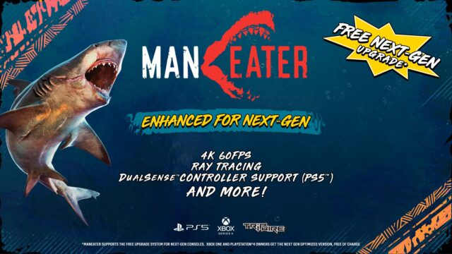 Maneater Enhaced for Next-Gen