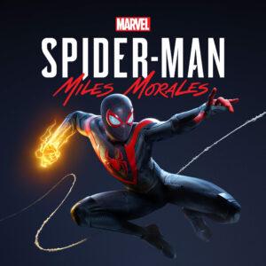 Marvels Spider-Man Miles Morales Key Art