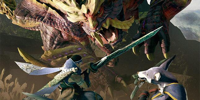 Monster Hunter Rise Banner