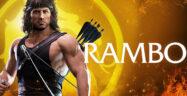 Mortal Kombat 11 Rambo Banner