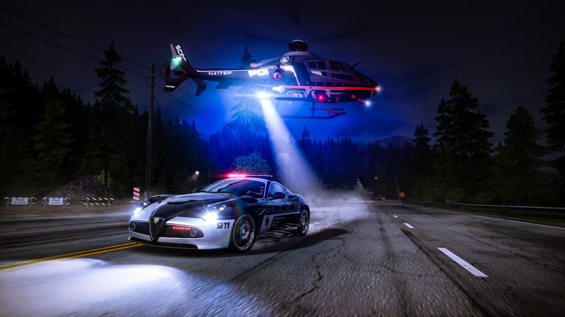 Need for Speed Hot Pursuit Remastered Screen 1