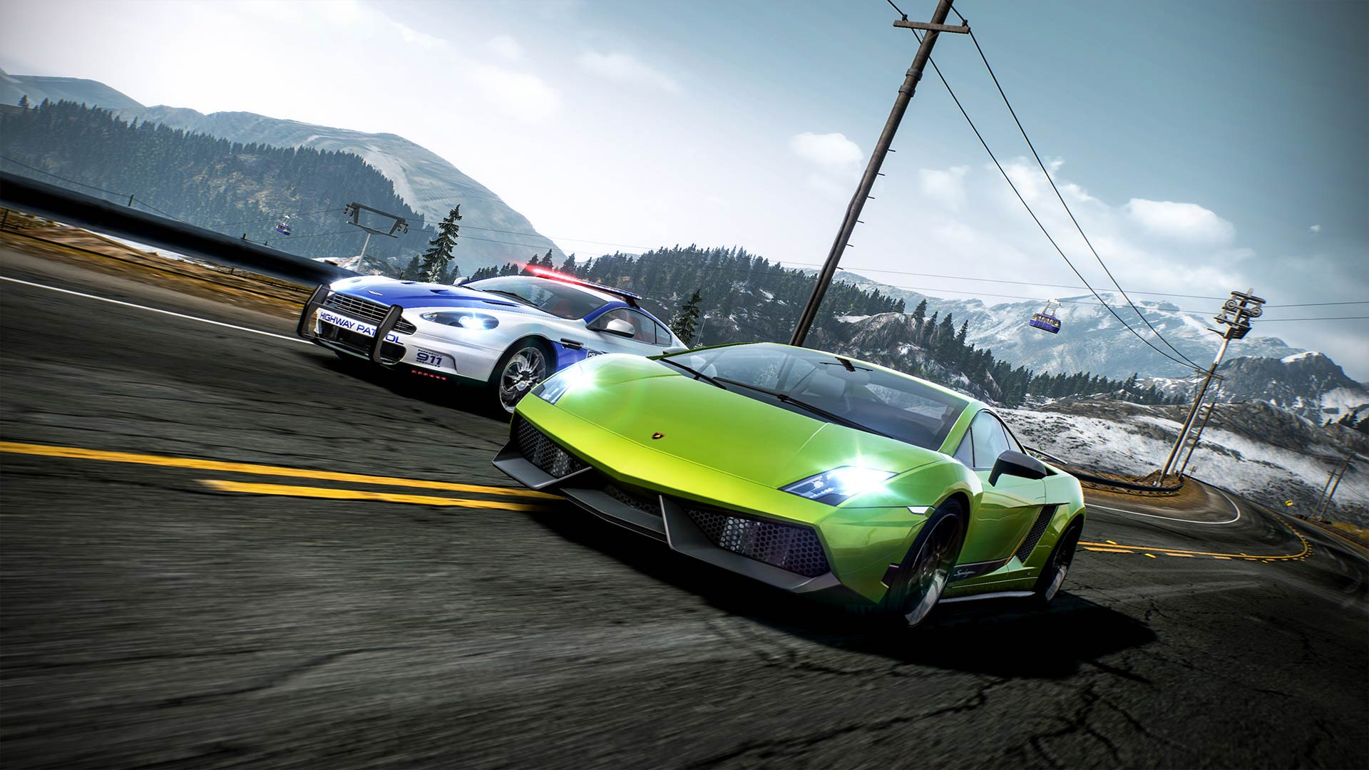 Need for Speed Hot Pursuit Remastered Screen 8