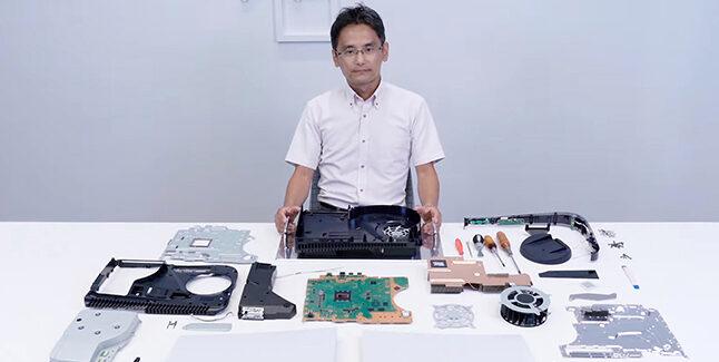 PS5 Hardware Teardown Photo