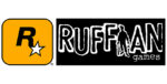 Rockstar and Ruffian Games Logos