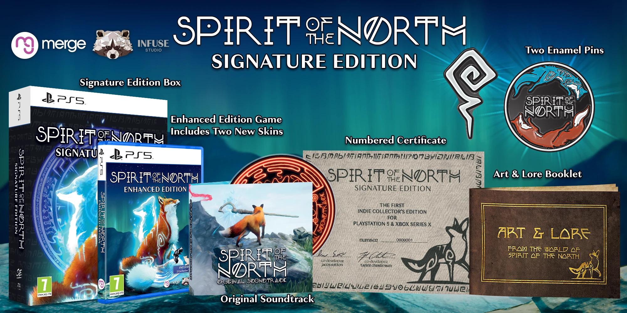 Spirit of the North Enhanced Edition - Signature Edition