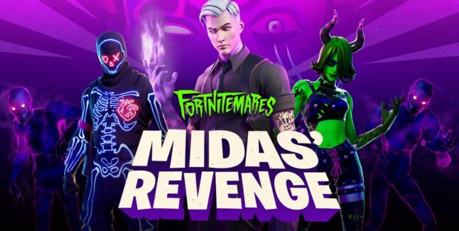 Fortnite Chapter 2 Season 4 Fortnitemares Challenges Guide