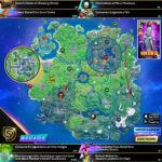 Fortnite Chapter 2 Season 4 Week 6 Challenges Cheat Sheet