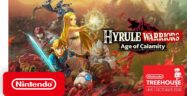 Hyrule Warriors: Age of Calamity & Pikmin 3 Deluxe Gameplay