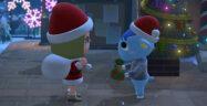 Animal Crossing New Horizons Winter Update Banner