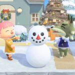 Animal Crossing New Horizons Winter Update Screen 2