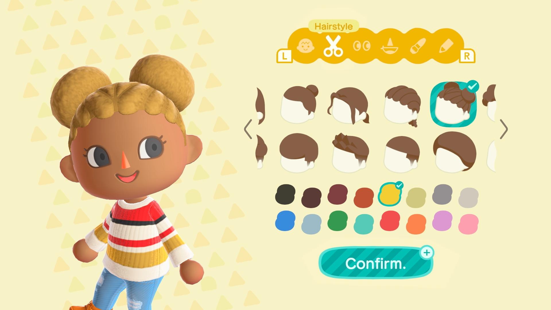 Animal Crossing New Horizons Winter Update Screen 3