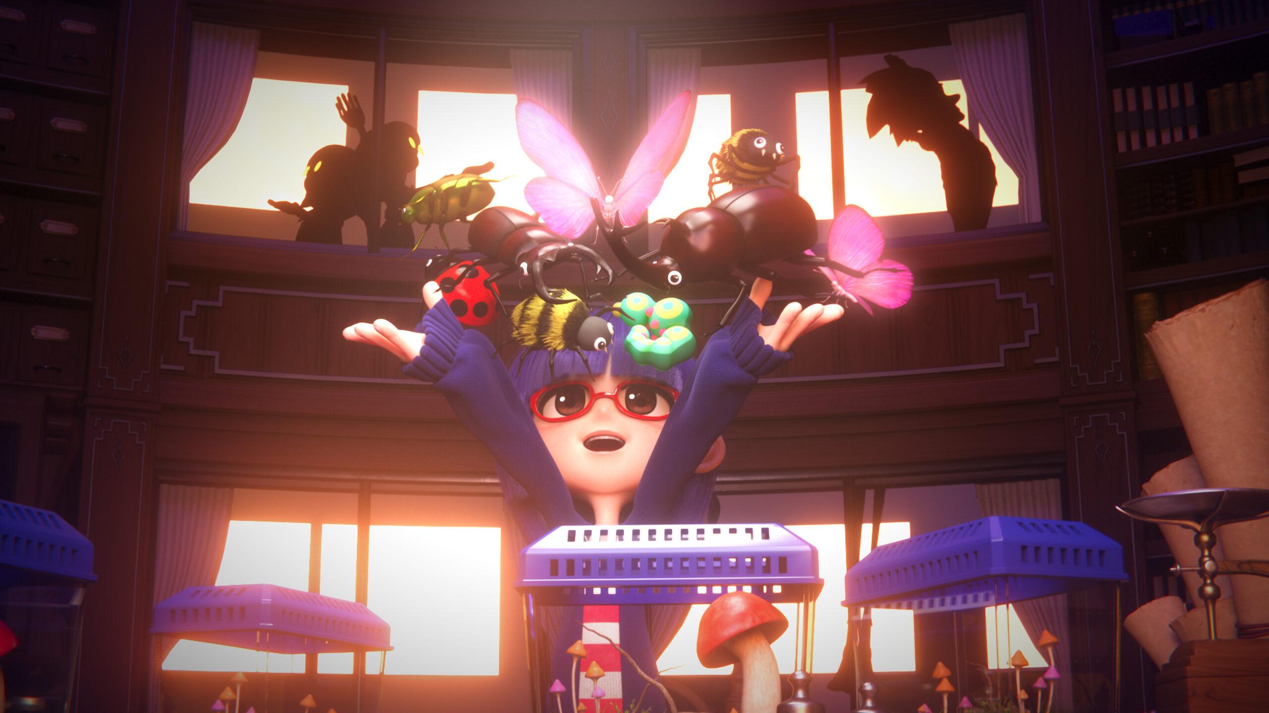 Balan Wonderworld Chapter 3 Screen 2