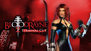 BloodRayne 2 Terminal Cut Banner