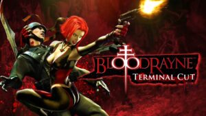 BloodRayne Terminal Cut Banner