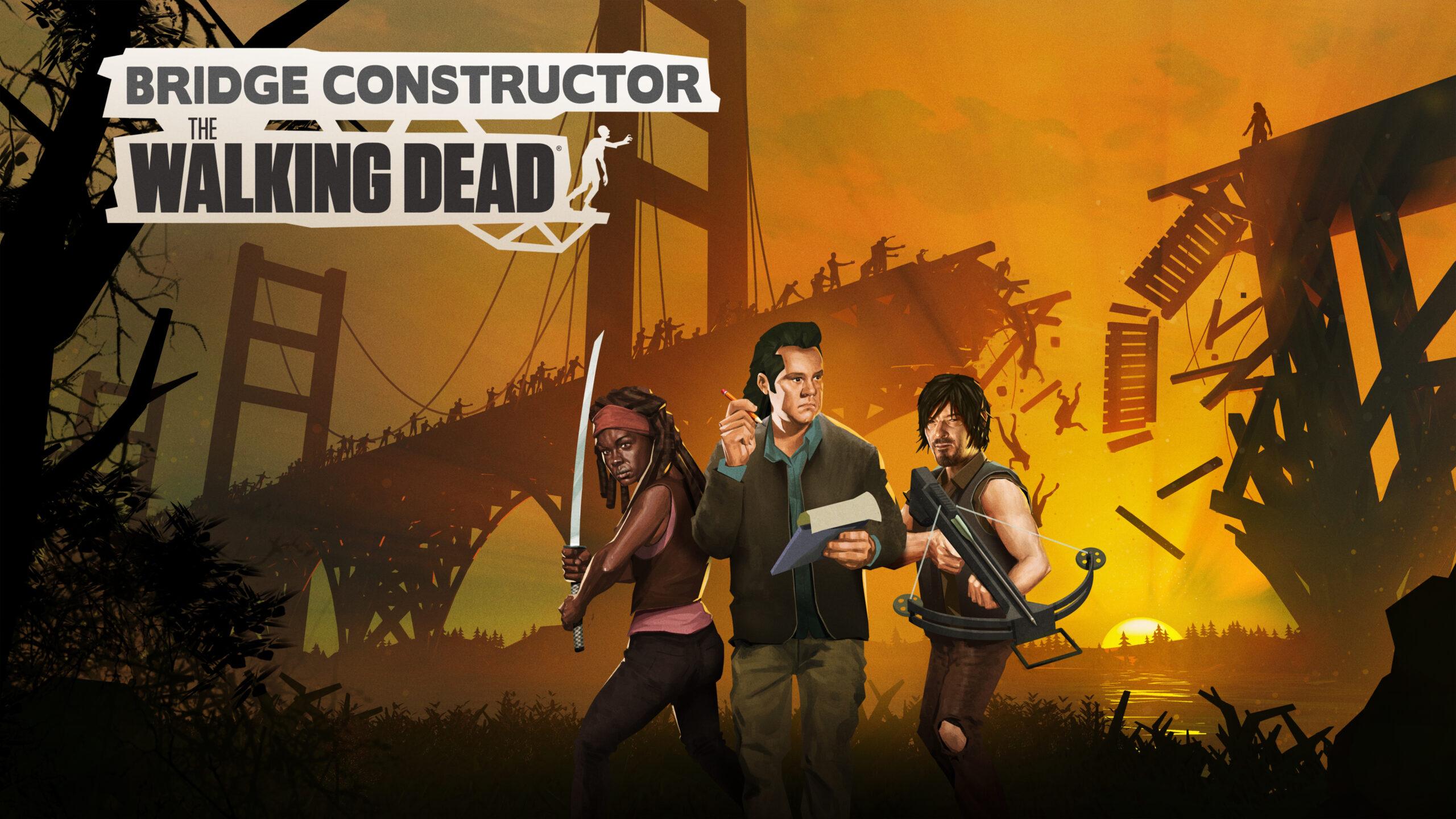 Bridge Constructor The Walking Dead Key Visual