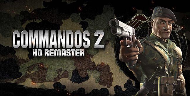 Commandos 2 HD Remaster Banner