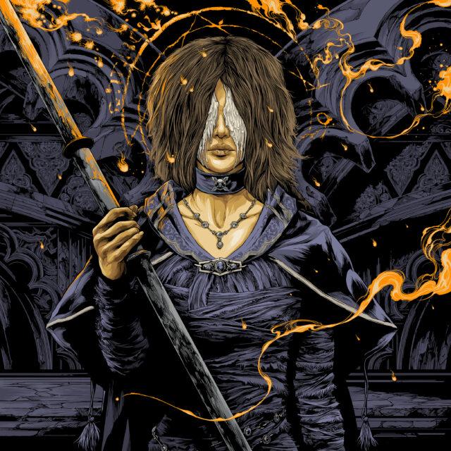 Demons Souls Vinyl Cover