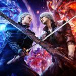 Devil May Cry 5 Special Edition New Key Visual