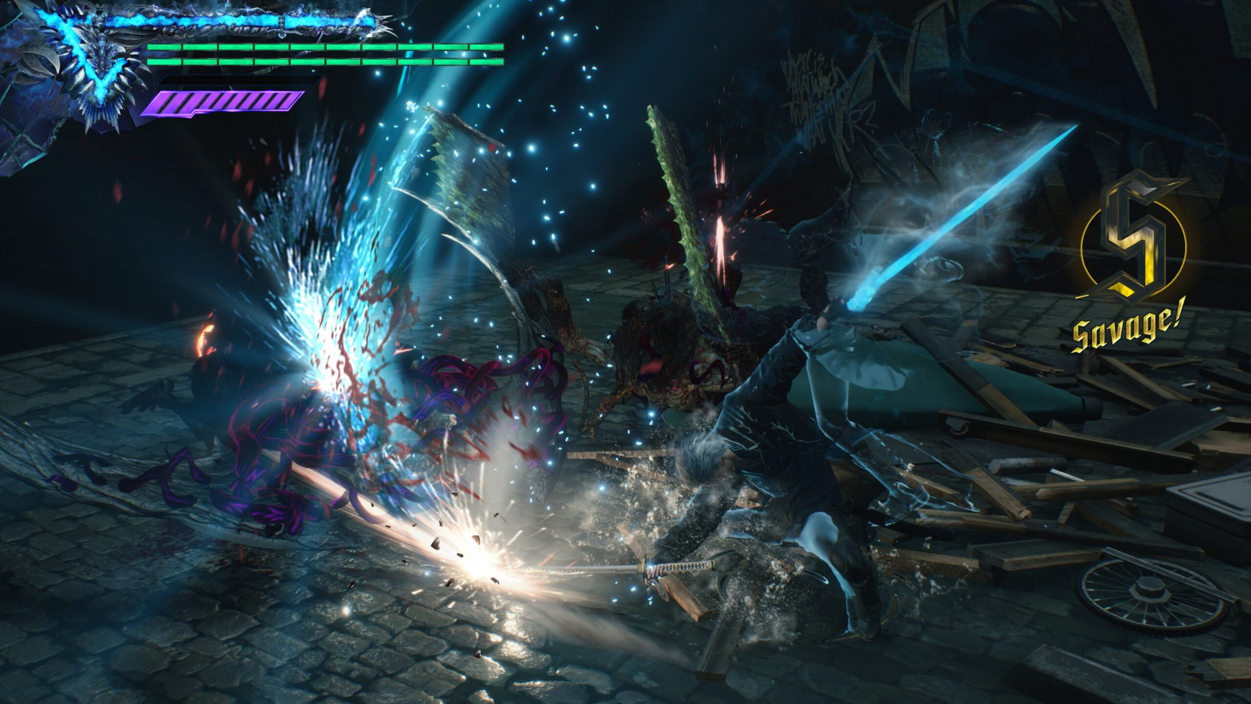 Devil May Cry 5 Special Edition Screen 11