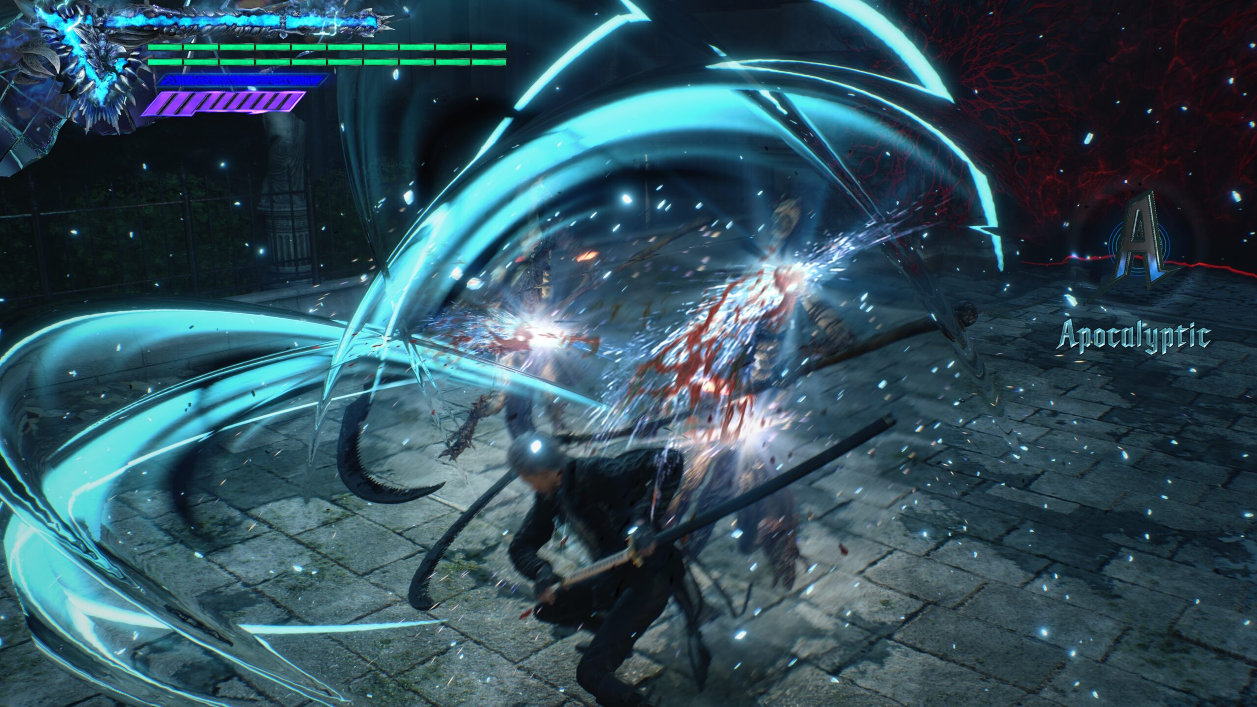 Devil May Cry 5 Special Edition Screen 1