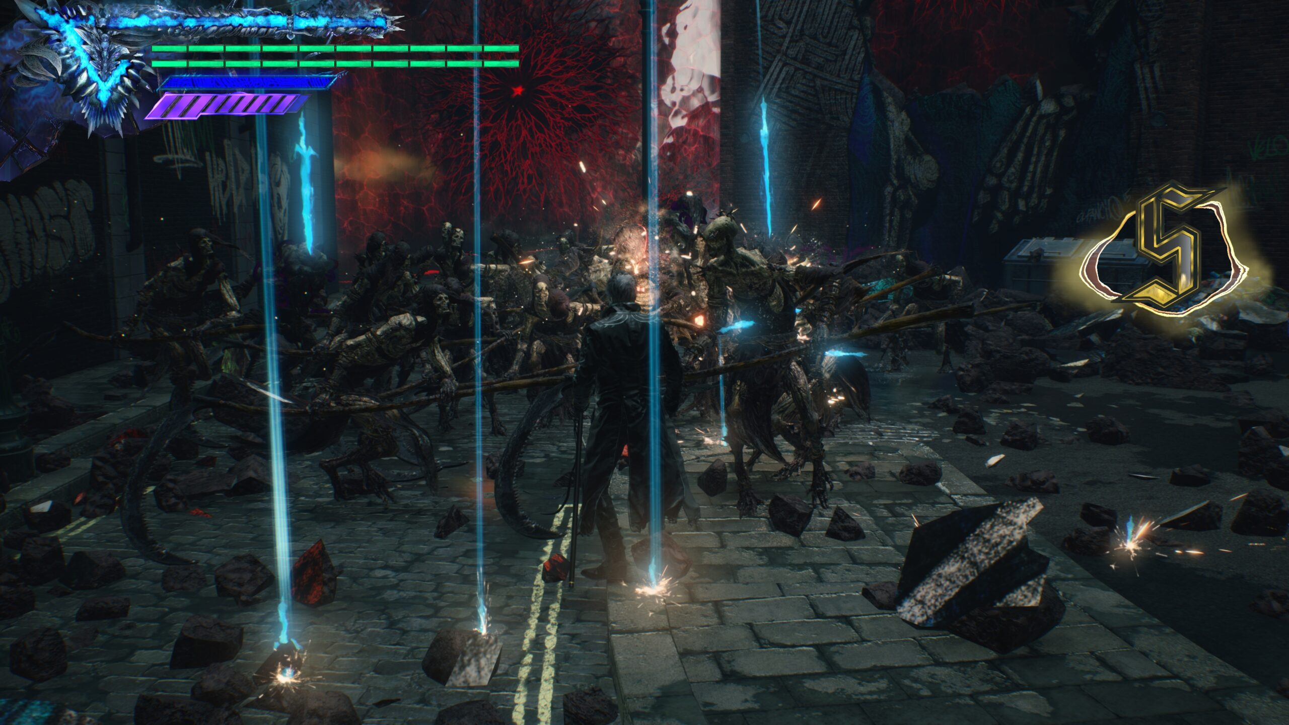 Devil May Cry 5 Special Edition Screen 9