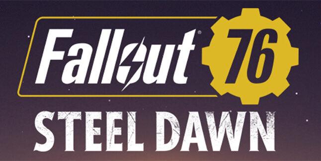 Fallout 76 Steel Dawn Logo
