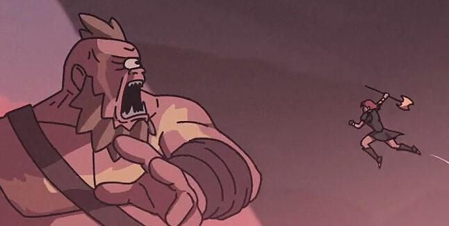 Immortals Fenyx Rising Animation Banner
