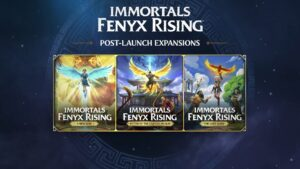 Immortals Fenyx Rising Post Expansions