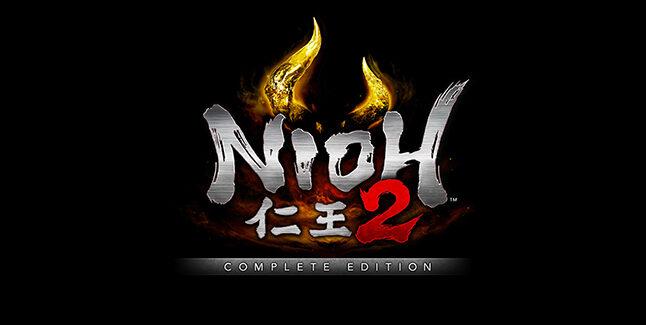 Nioh 2 Complete Edition Logo