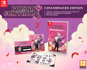 Poised Control Contaminated Edition Switch