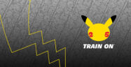 Pokémon 25th Anniversary Train On Banner