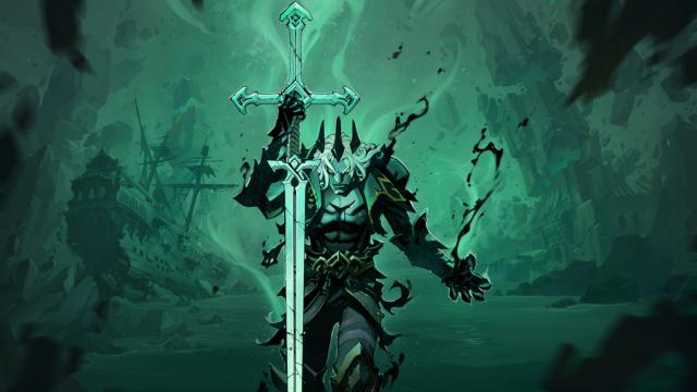 Ruined King A League of Legends Story Key Art
