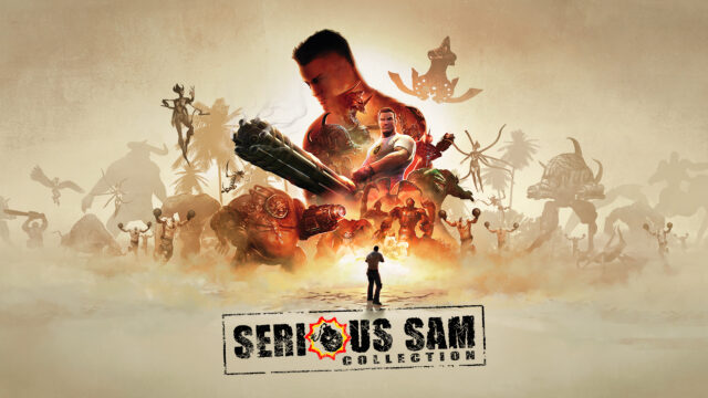Serious Sam Collection Banner