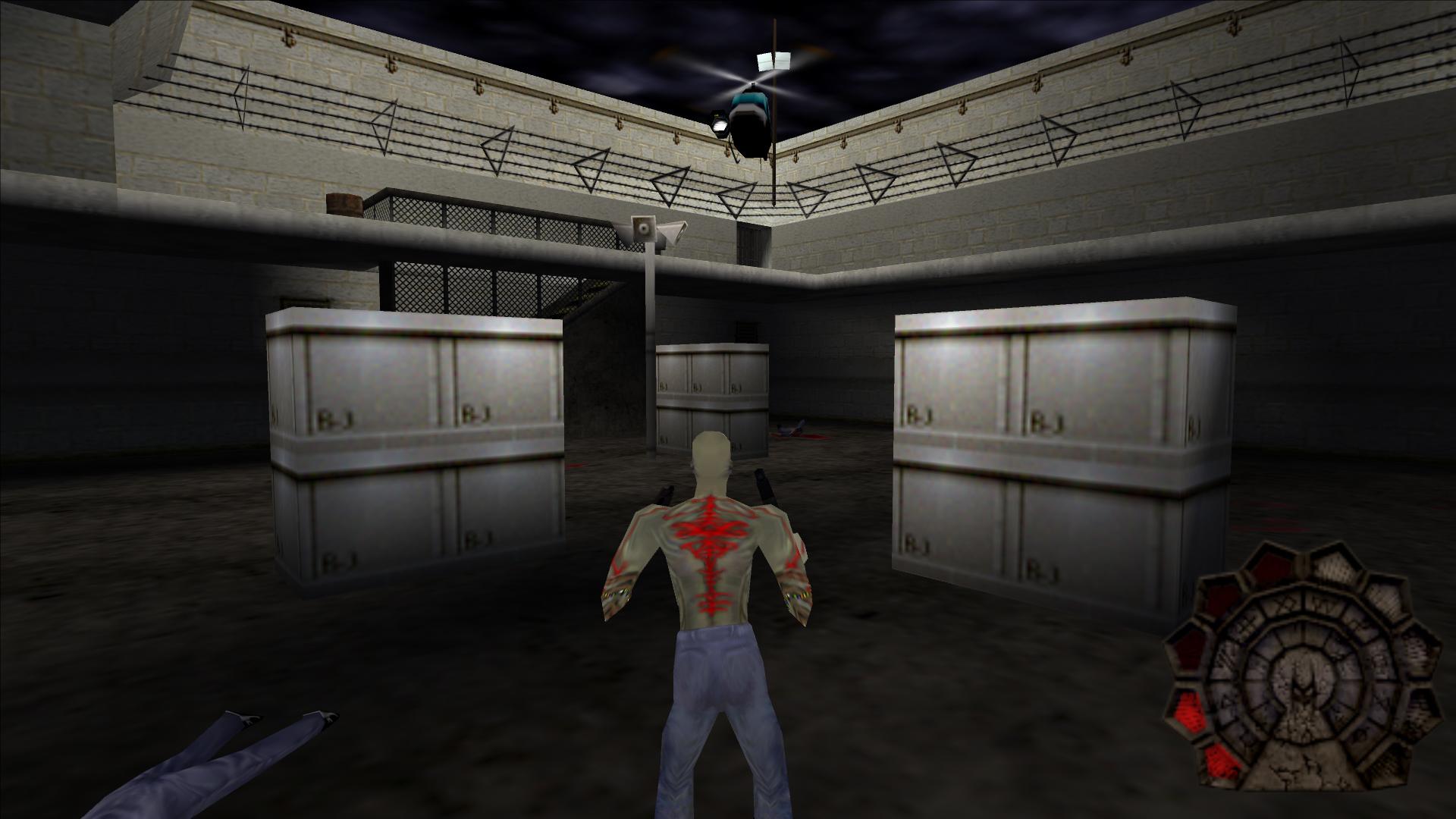 Shadow Man Original 6