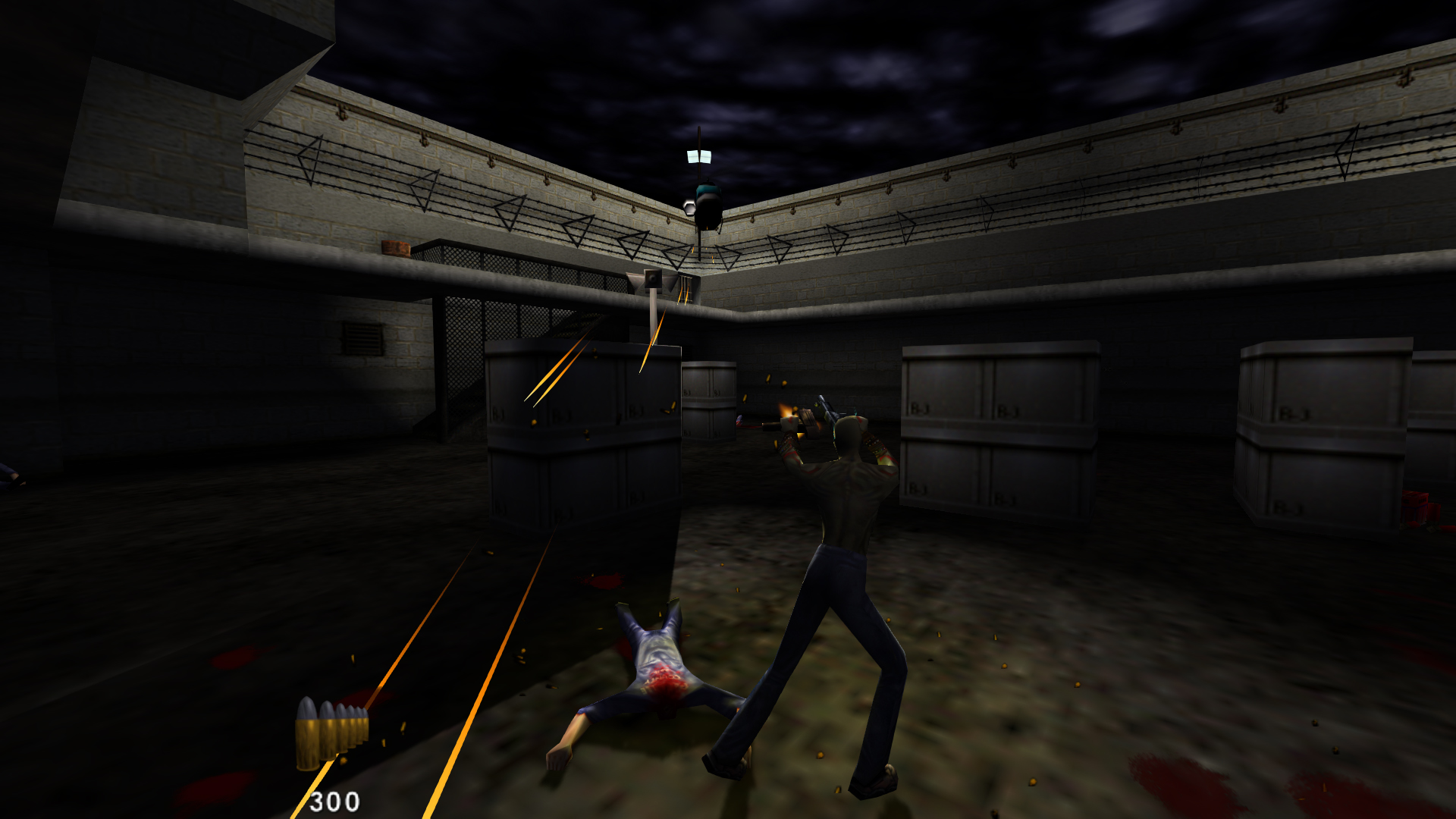 Shadow Man Remastered 6