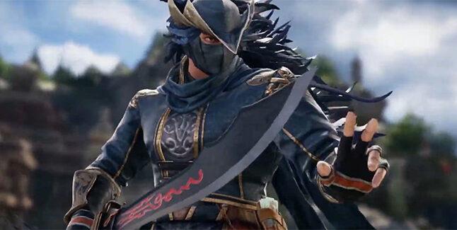 Soulcalibur VI Hwang Banner