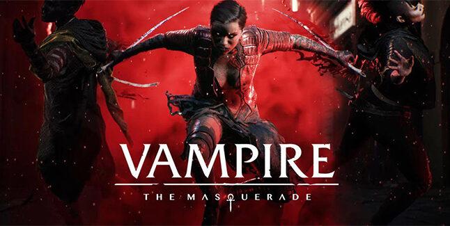 Vampire The Masquerade Battle Royale Banner