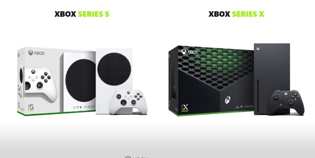 Xbox Series X and S Unboxing