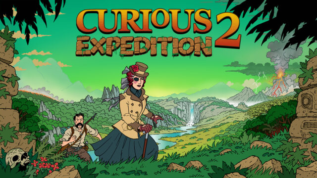 Curious Expedition 2 Key Art