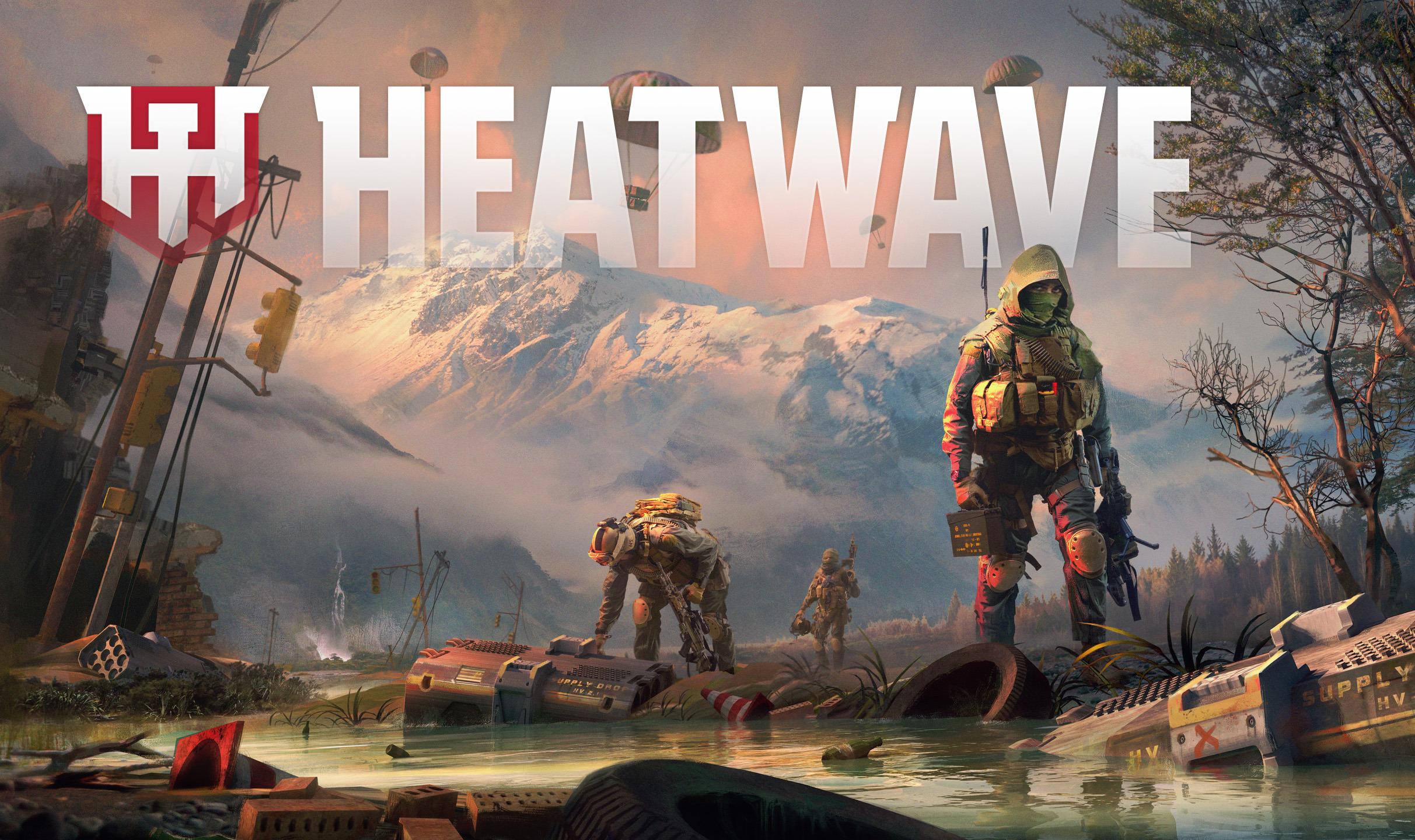 HeatWave Key Art