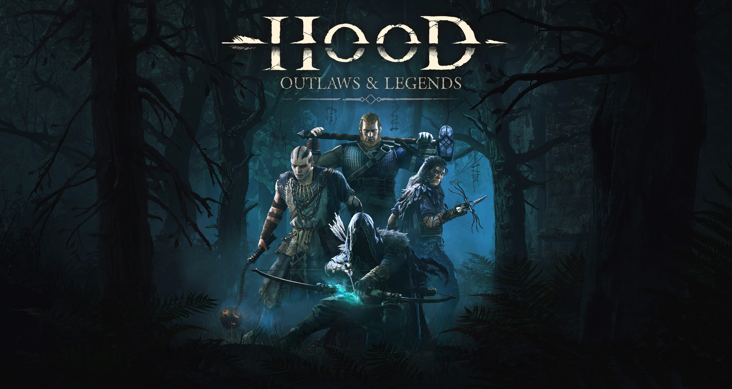 Hood Outlaws and Legends Key Art