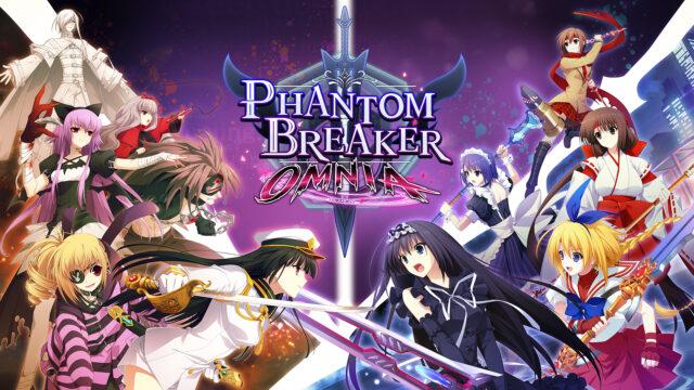 Phantom Breaker Omnia Key Art