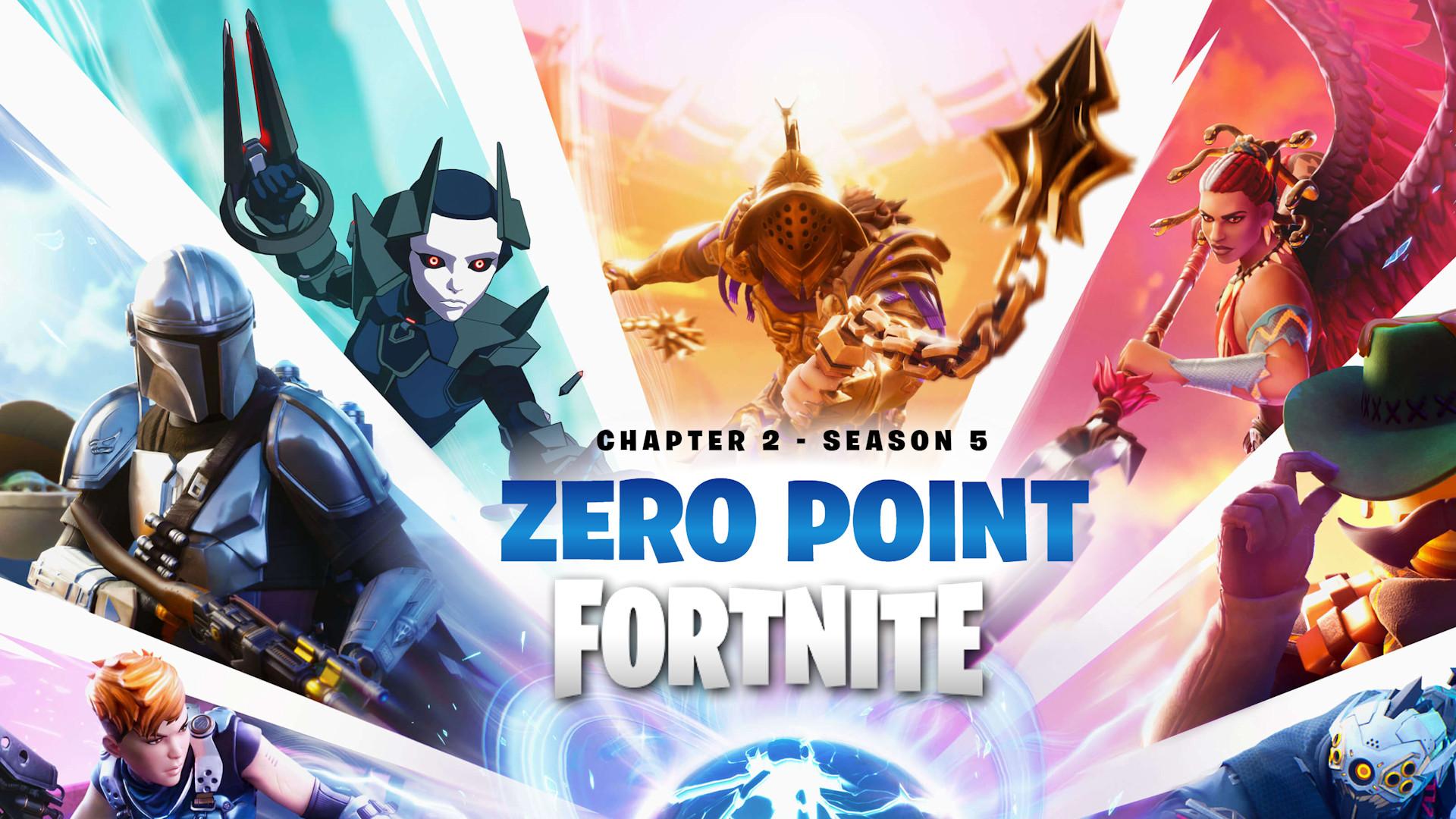 Fortnite Chapter 2 Season 5 Week 1 Challenges Guide