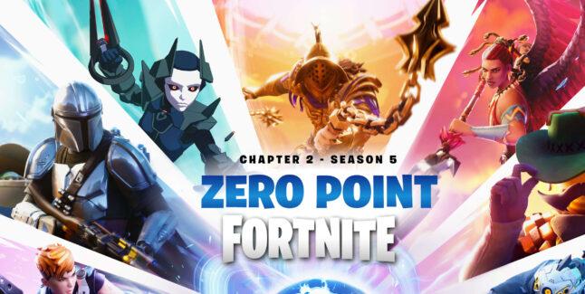 Fortnite Chapter 2 Season 5 Week 4 Challenges Guide