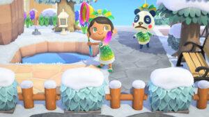 Animal Crossing New Horizons January 2021 Update Image 1