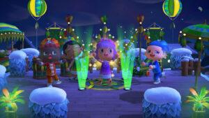 Animal Crossing New Horizons January 2021 Update Image 2